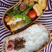 材料1つ♡大根の生姜焼きが胃に優しい弁当&貝なおうちごはん