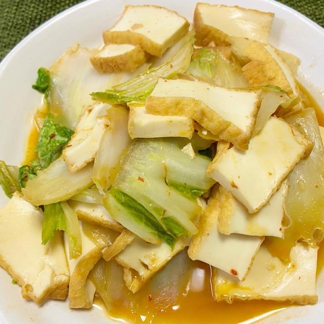 厚揚げの旨辛煮☆ 新ペーストでやみつきの風味 おいしさ広がる簡単レシピ
