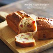 紅玉のバターケーキ
