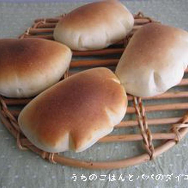 ぷっくりクリームパン♪