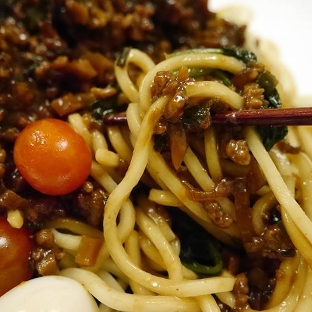 ★ ジャージャー麺