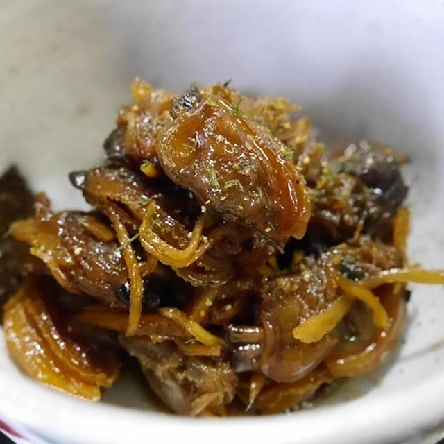 ★ あさりの生姜炊き&ケンタやみつき醤油だれ