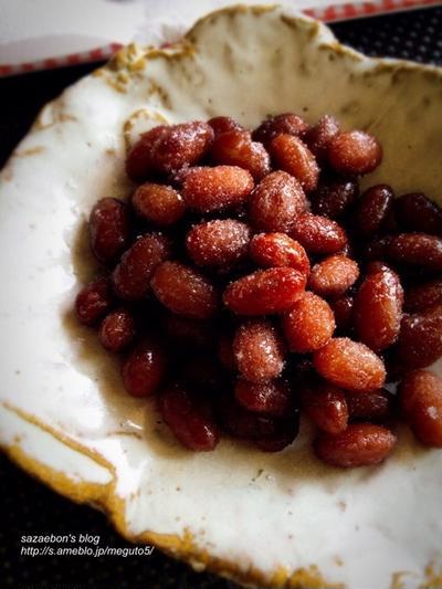 甘納豆。ぬれ納豆。お弁当。