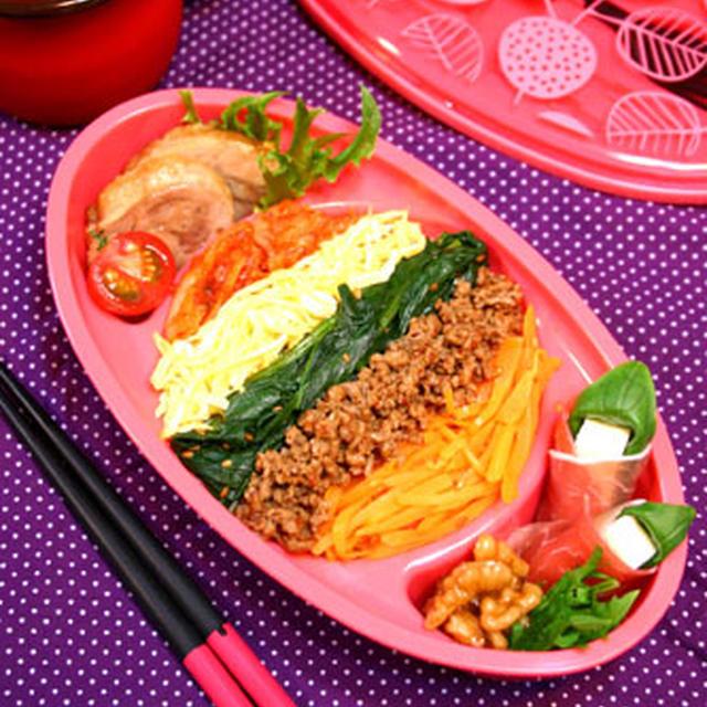 韓国キンバ丼弁当☆GWのおでかけ・・!