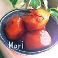 小鉢にピッタリ✨里芋のバルサミコ醤油漬け