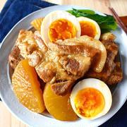 炊飯器で柔らか【豚のオイスター角煮】15分/冷蔵5日/炊飯器