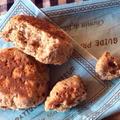 プルーンペーストの発酵無しクイックパン