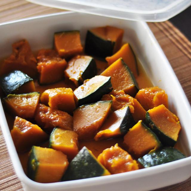 【ピタッと着床レシピ】かぼちゃの煮物