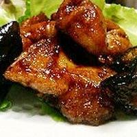 ピリ辛酢鶏