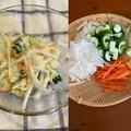 毎日食べたいサラダ^o^セロリ・キュウリ・玉ねぎ・ニンジン・大根