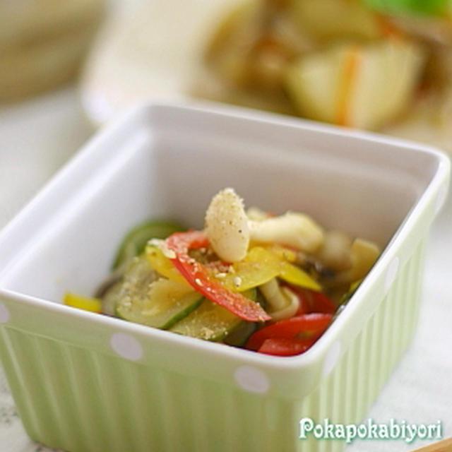 野菜の炒り煮