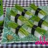 芽ねぎの握り寿司