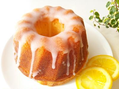 レモンクグロフ 《レモン尽くしのバターケーキ》