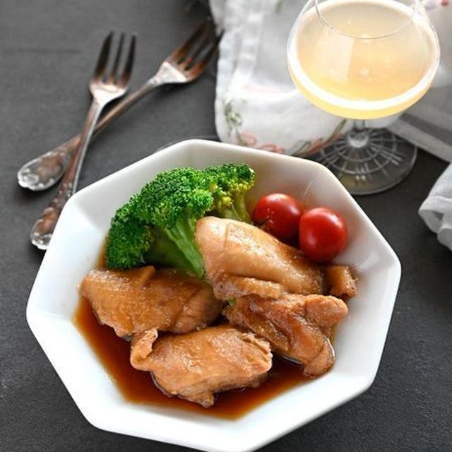 うま味じゅわっ♡鶏のうましょうが煮♡レンチン&冷凍作り置き【圧力調理バッグ】