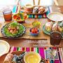 メキシコ料理でおもてなし♪自家製トルティーヤで2種のブリトー by ぱおさん