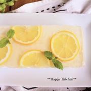 混ぜるだけ簡単!はちみつレモンのヨーグルトムース*検索ワード