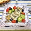 白身魚の蒸し煮「アクアパッツァ」