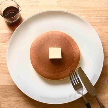 理想のホットケーキ!