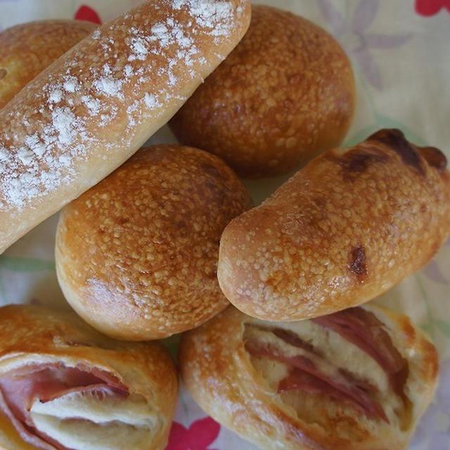 菓子パンレシピ