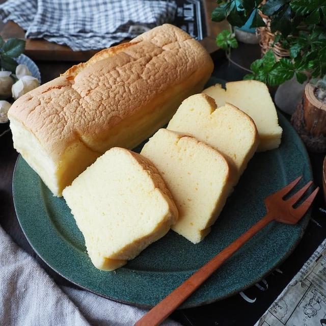 台湾カステラ色々~❤️と、パウンド型で焼ける台湾カステラレシピを改めて❤️