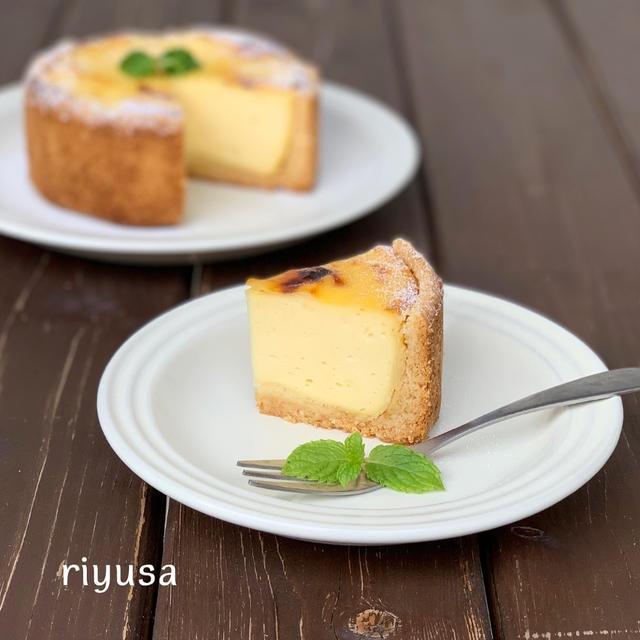 【王道旨おやつ】チーズケーキタルト