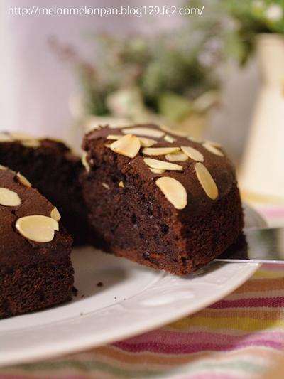 塩糀でつくる、簡単本格チョコレートケーキ