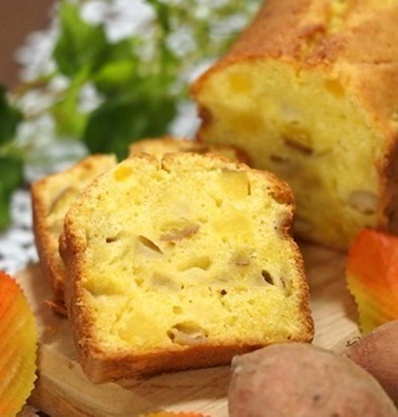 りんごの美味しさを存分に♪しっとり「パウンドケーキ」レシピ