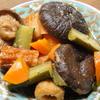 しいたけ野菜の中華煮