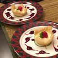 アメリカのおうちごはん【クリスマス料理 お料理上手に見える?チーズケーキ】