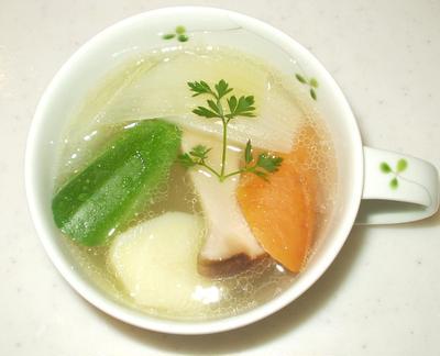 丸ごと骨スープ