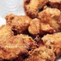 醤油麹で絶品!鶏の唐揚げ。