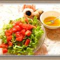 『酢卵ドレッシング』動脈硬化予防のスーパー食材 by チョピンさん