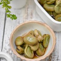 そら豆レシピ|栄養価が高く・低カロリーなそら豆の美味しい季節到来|そら豆の甘辛煮