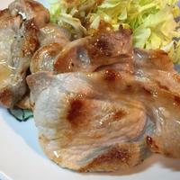 塩ジャンで簡単豚ソテー(タン塩風)☆レシピブログ