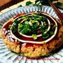ふわふわヘルシー❤鶏豆腐のネギマヨBIGハンバーグ
