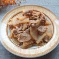 【動画レシピ】豚こま肉と大根の甘辛味噌炒め