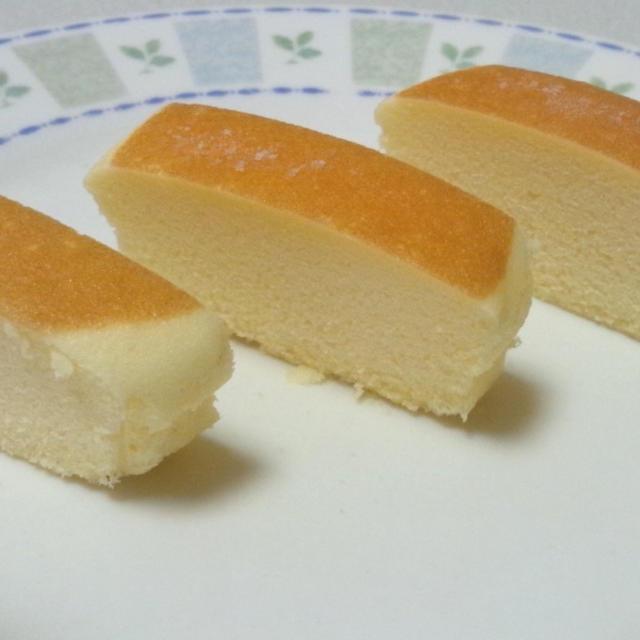*材料たったのひとつ!!! びっくりチーズケーキ*