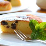 フライパンで 簡単 チーズケーキ ☆