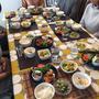 勉強会&料理会を開催しましたぁ〜!全員一致の、粒マスタードカレーチキン♡