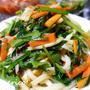 緑黄色野菜で栄養たっぷり!野菜メガ盛りやきうどん