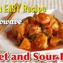 15分で簡単!レンジで酢豚の作り方(動画レシピ)