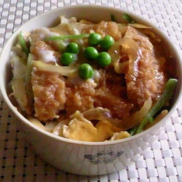 7.2【レシピ】カツ丼でお弁当