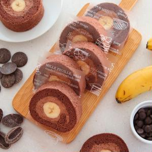 チョコレートのお菓子が好きなんです。だから私のレシピはチョコを使ったものが多いかもしれないです。いろ...