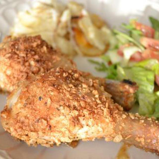 グランマサリーチキン Grandma Sally's Chicken
