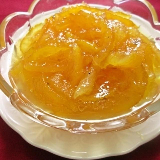 レシピ「炊飯器で☆柚子ジャム」「ケーキスタンドその2」