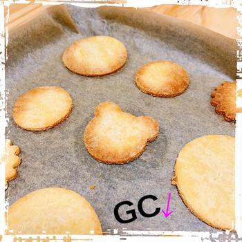 おからと米粉のさくさくクッキー