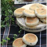 【レシピ】ベーコンチーズのぺちゃんこパン。と 一人っ子ユウだから。