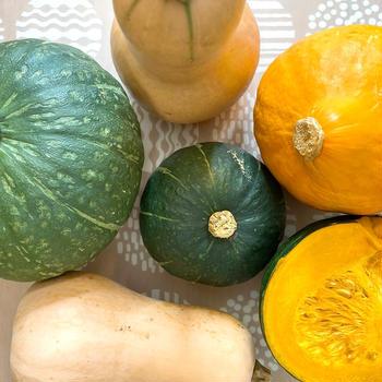 丸ごとかぼちゃの活用術 開催します!
