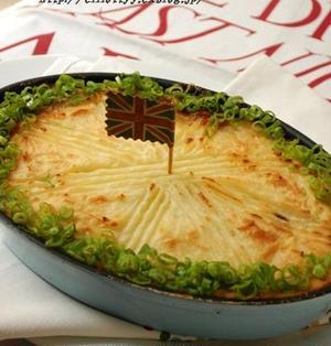味噌チーズコテージパイ
