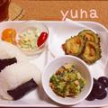 夏バテに負けない!「ゴーヤ三昧ランチ」 by yunaさん